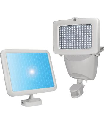 Panel solar 120 led con sensor de movimiento